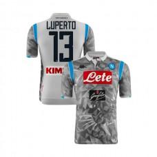 Napoli Sebastiano Luperto Champions League Jersey | T-shirt ...